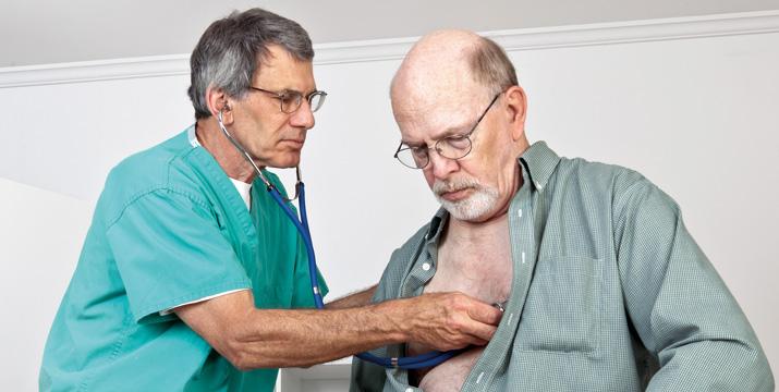 Die chronisch obstruktive Lungenerkrankung (COPD) – Update
